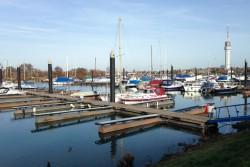 Jachthaven de Rosslag/ Roermond – Unser Hafen seit 2014
