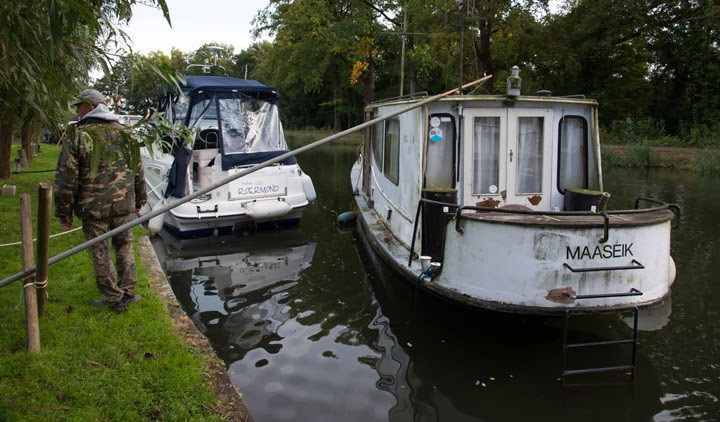 Willemsroute Hafen t'Eiland