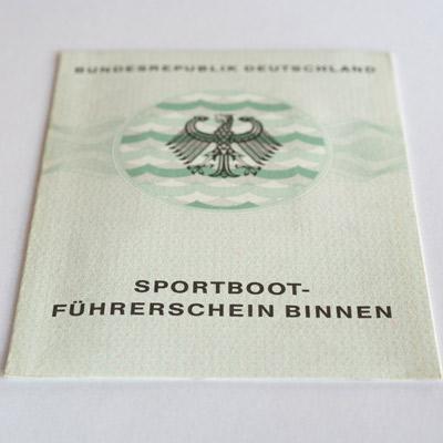Sportbootführerschein