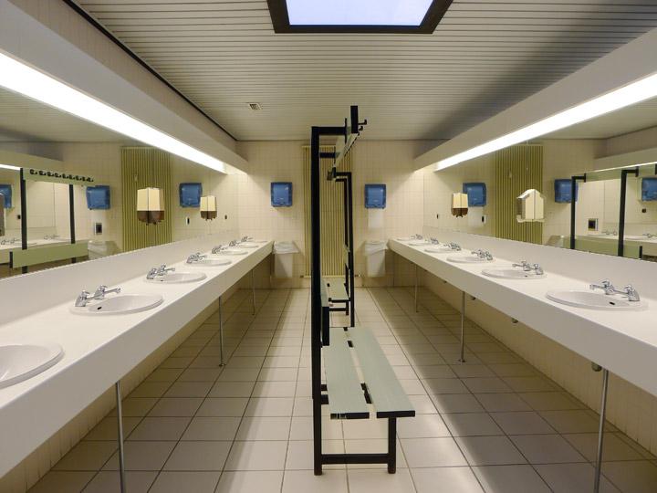 Nieuwpoort Marina Waschraum