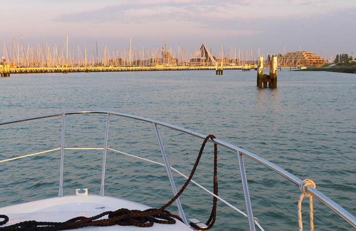 Nieuwpoort Marina Nordsee