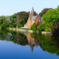 Gent – eine der schönsten Städte in Belgien