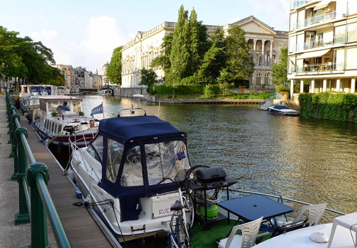 Gent Stadthafen