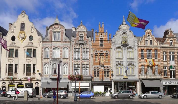 Patrizierhäuser Mechelen