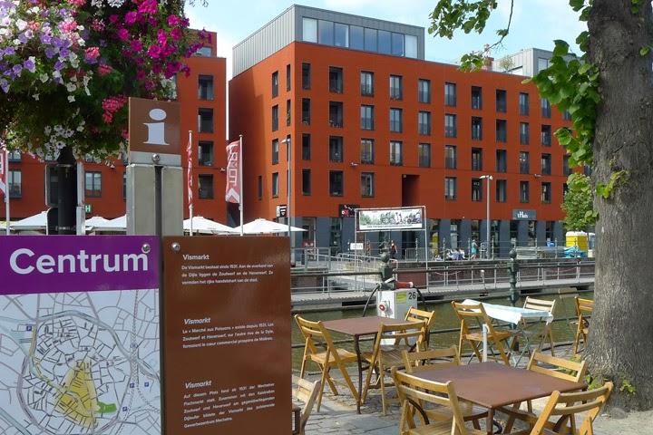 Mechelen City Vismarkt
