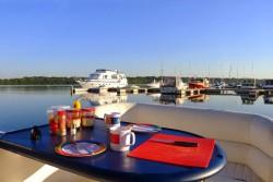 Zilvermeer – Eine Bootsfahrt von Lier zum Port Aventura