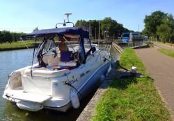 Vom Zilvermeer über die Willemsroute nach Heel