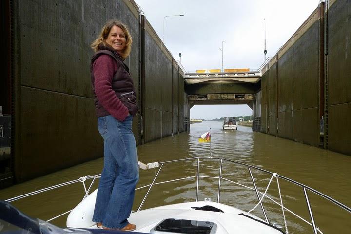 Willemsroute zum Julianakanal