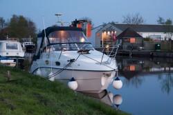 Friesland-Bootsurlaub Etappe 5: Ossenzijl-Princenhof