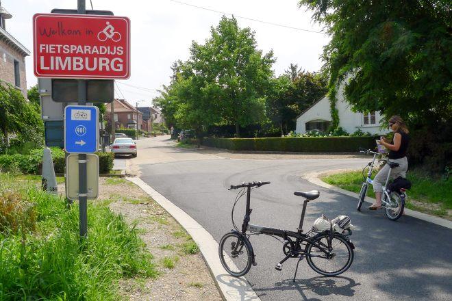 Maastricht Radparadies - Kanne