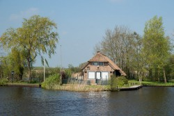Friesland-Bootsurlaub Etappe 6: Princenhof-Sneek