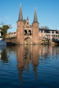 Friesland-Bootsurlaub Etappe 7: Sneek
