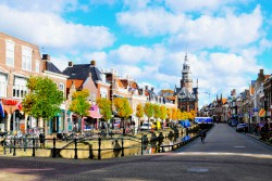 Friesland-Bootsurlaub Etappe 8: Bolsward