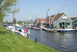 Friesland-Bootsurlaub Etappe 9: Workum