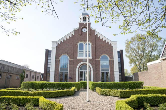Wohnhaus oder Kirche?