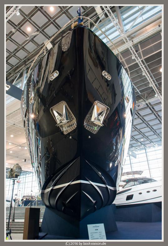 Princess 30 M Luxusyacht