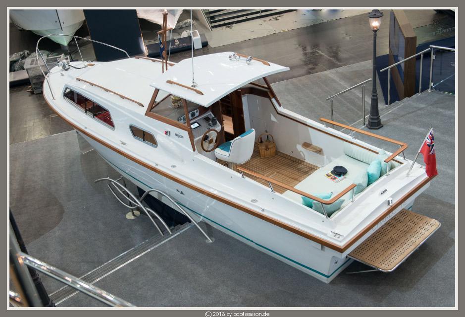 """Älteste Princess-Yacht """"Charlotte"""""""