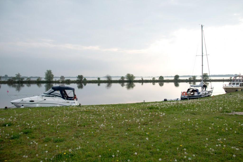 Bootsurlaub Friesland