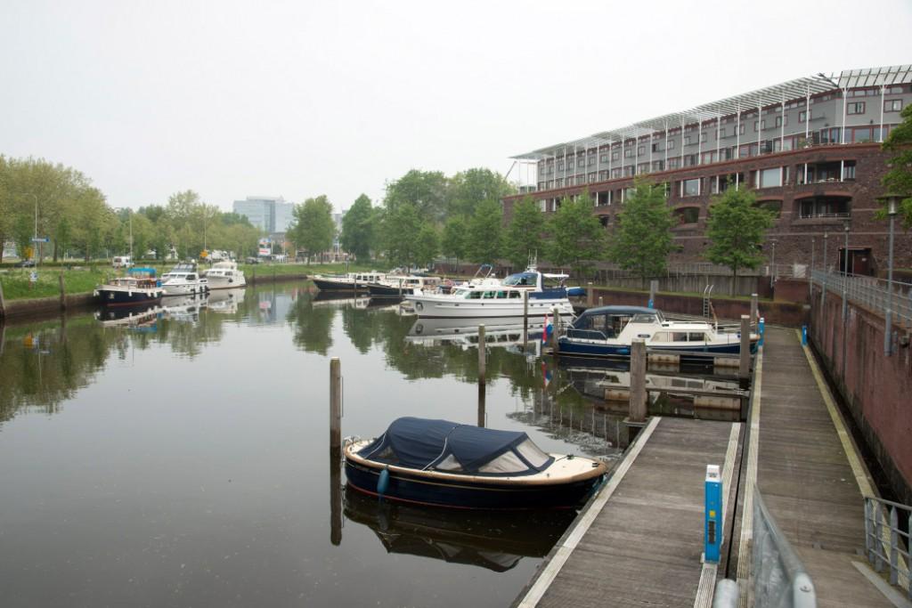 Bootsurlaub Passantenhafen Zwolle