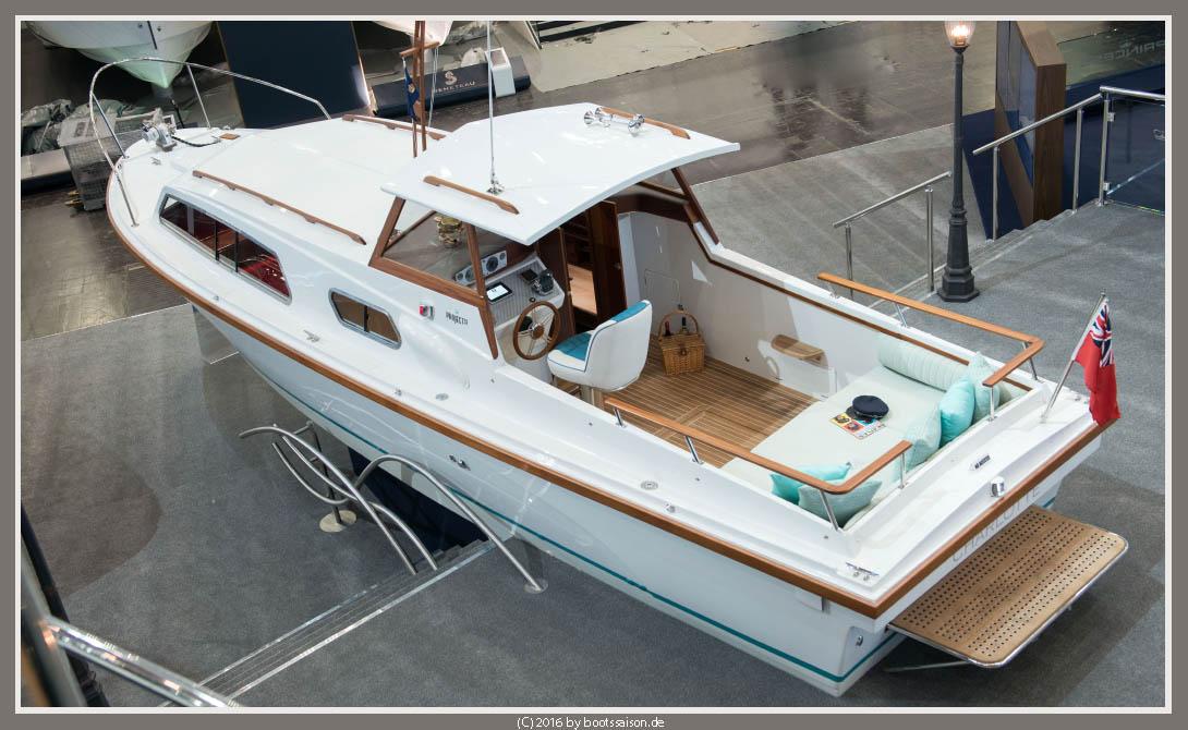 Project 31 Princess Yachts