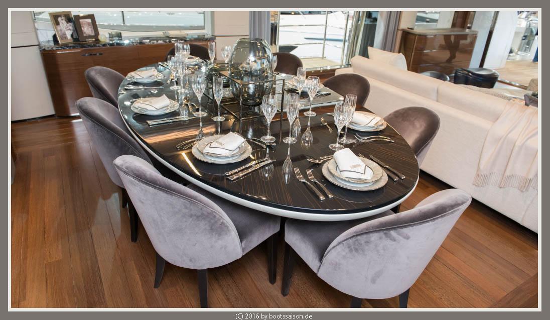 princess yachts Salon