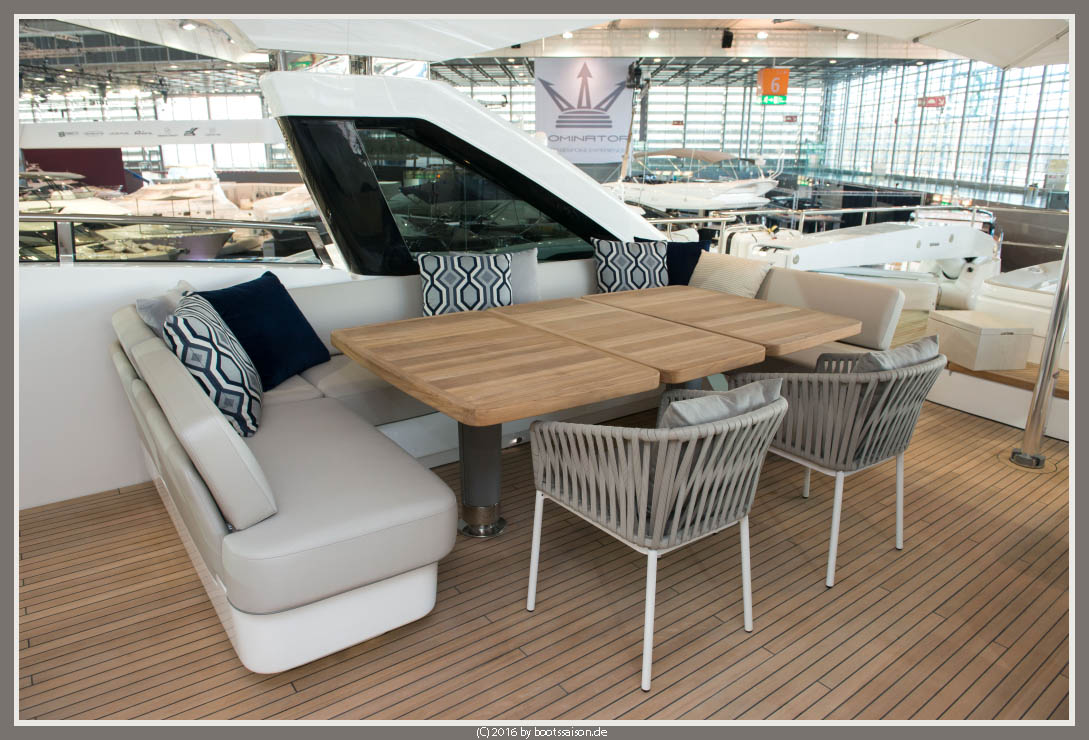 princess yachts Essecke Fly