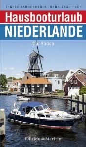 Hausbooturlaub in den Niederlanden