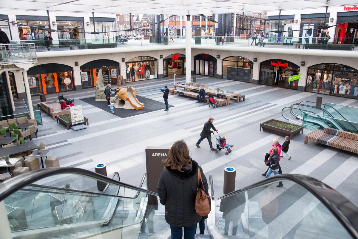 Einkaufcenter Den Bosch