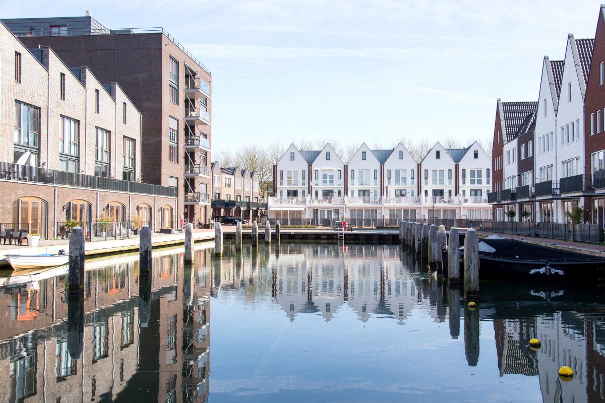 Stadthafen Zuid-Holland
