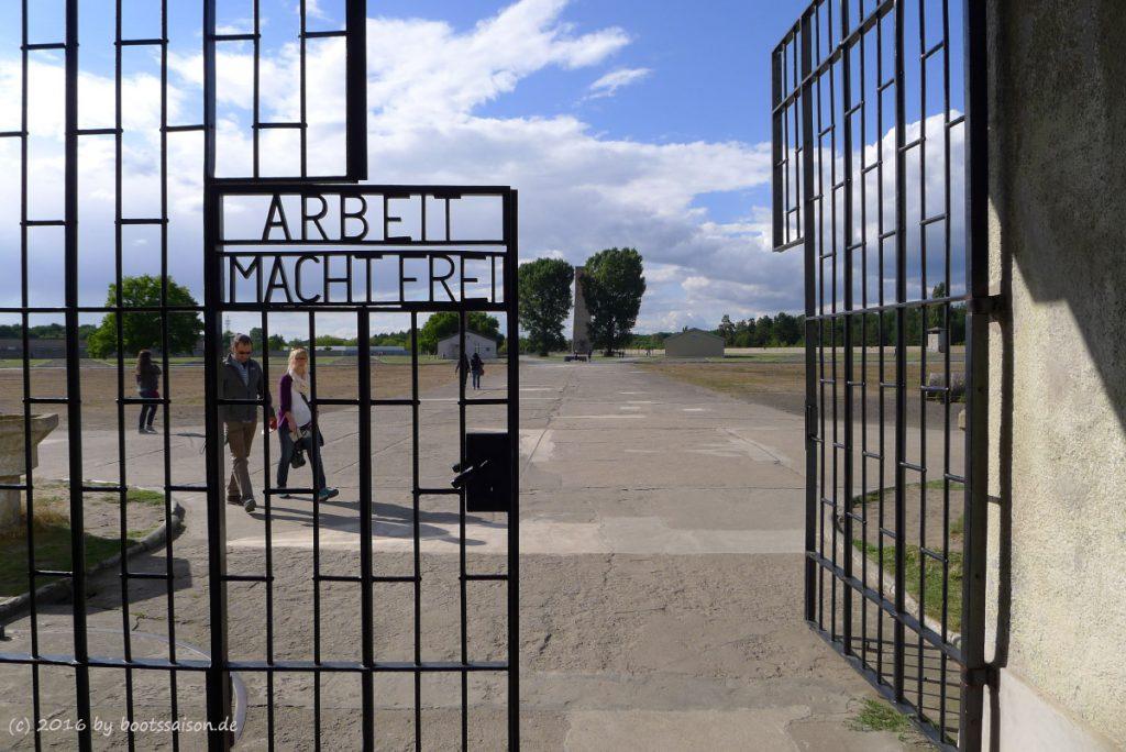 Gedenkstätte und Museum Sachsenhausen in Oranienburg