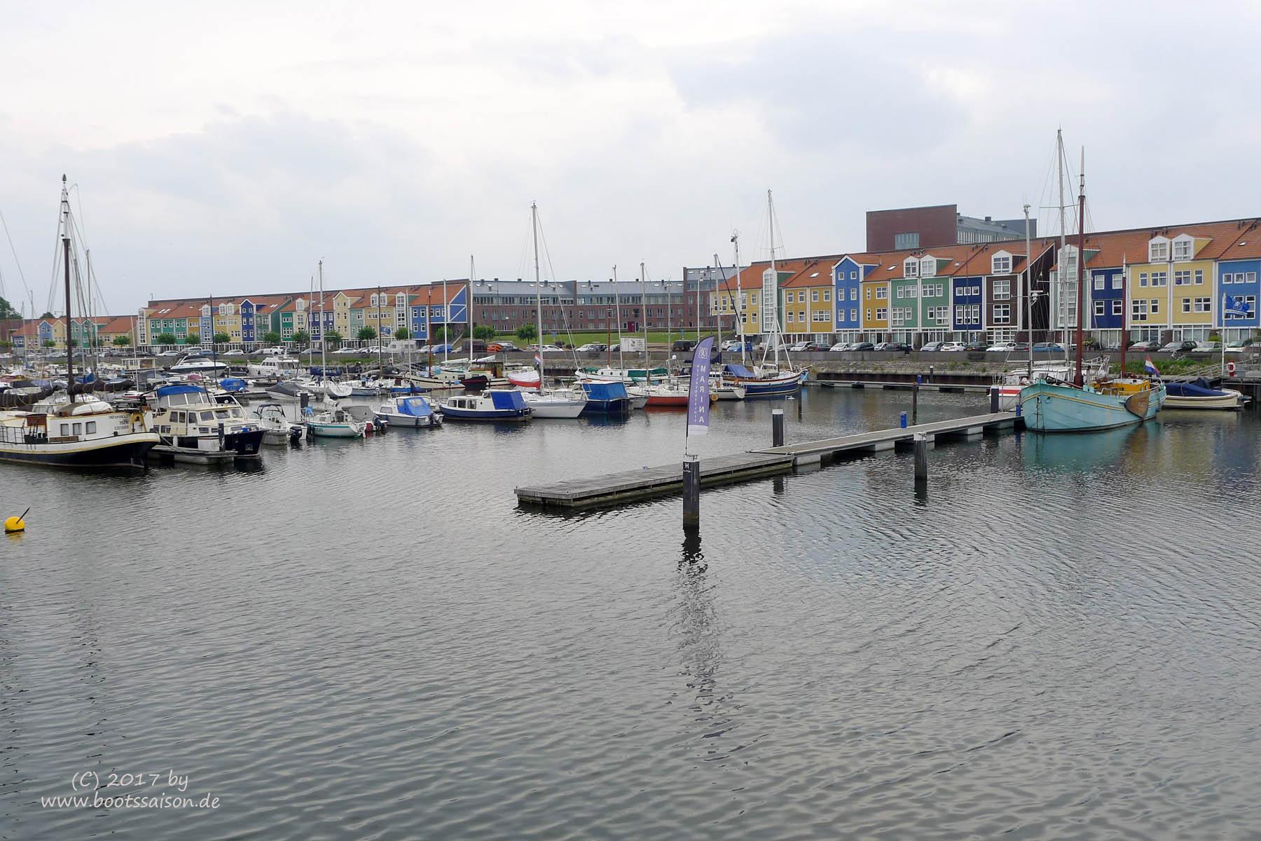 Stadthafen Hellevoetsluis