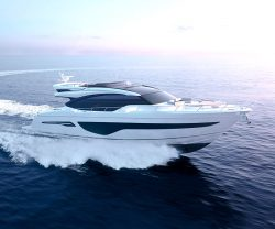 Princess S78 – Neues S-Reihe Flaggschiff