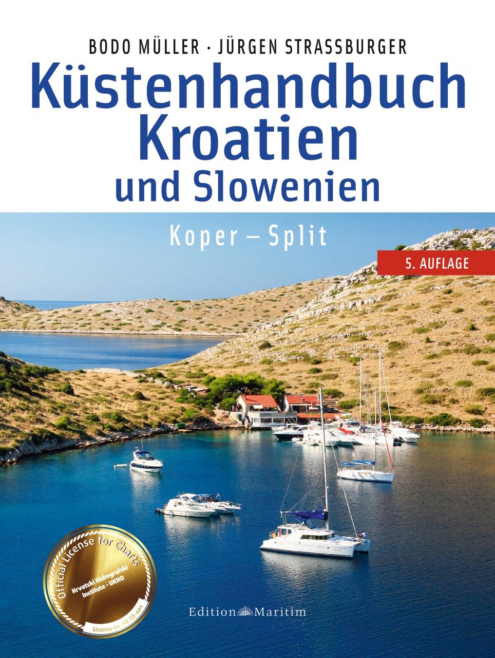 Küstenhandbuch Kroation und Slowenien
