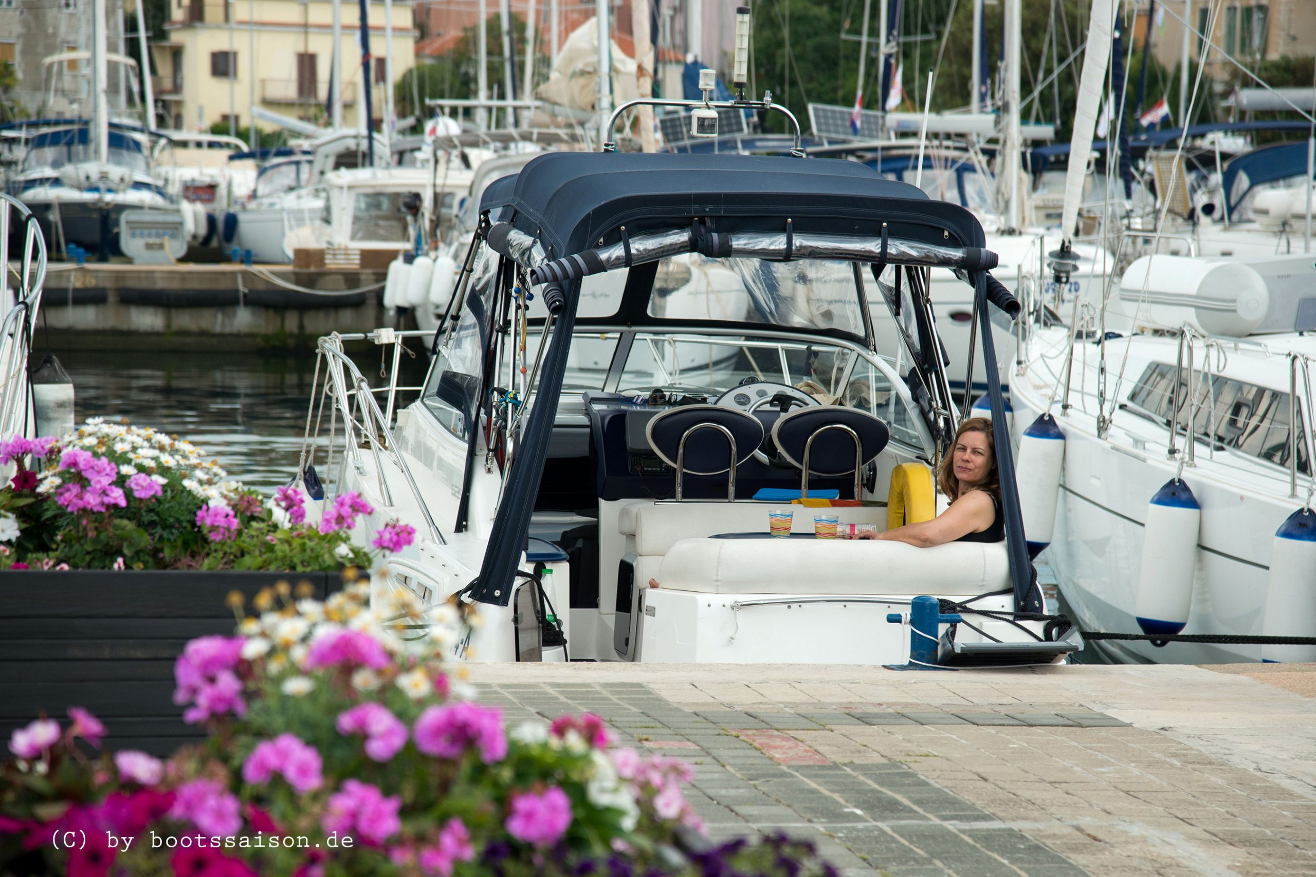 Zadar Marina Tankerkomerc