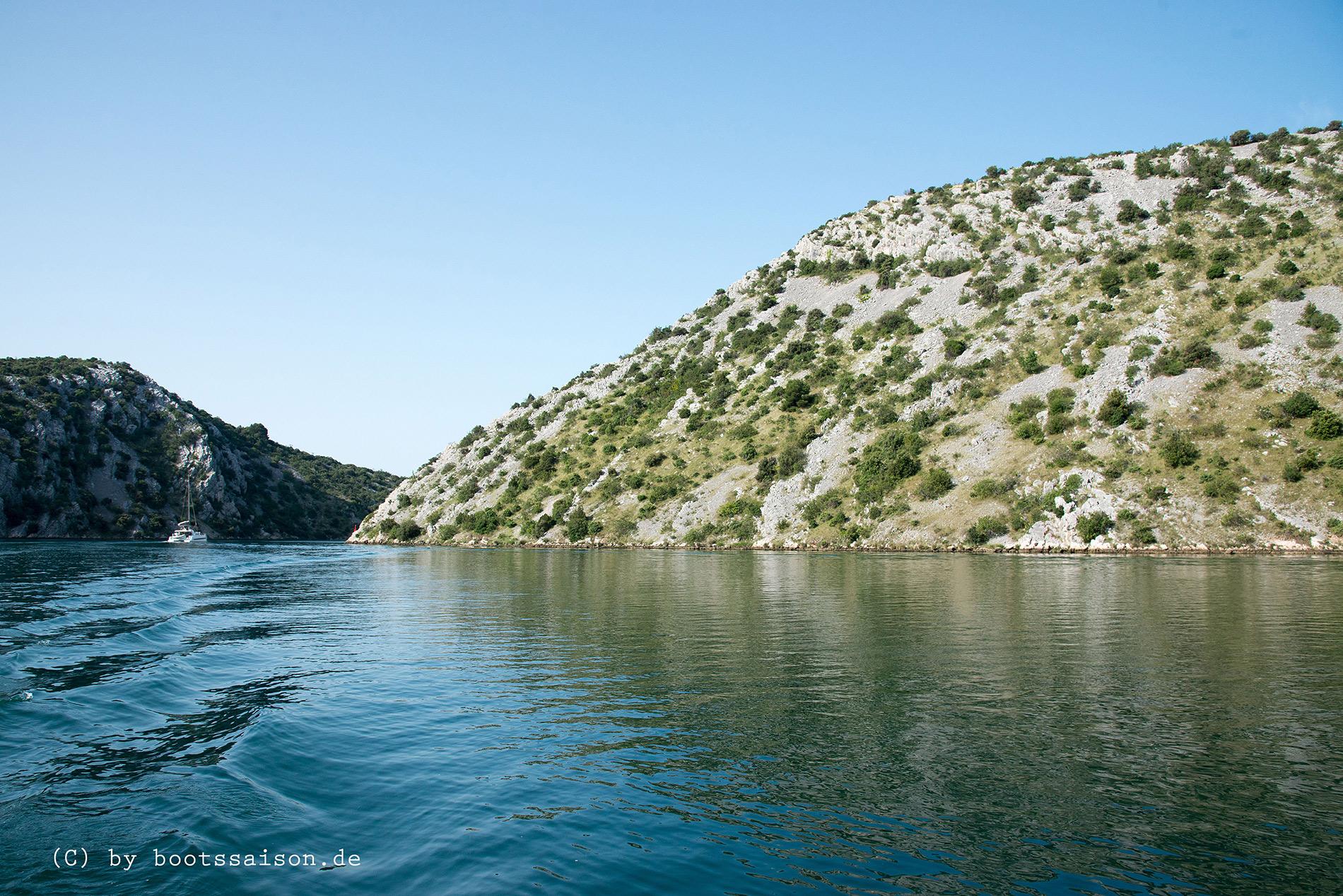 Krka Fluss