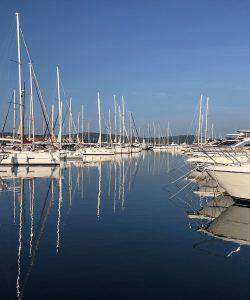 Hafen Biograd