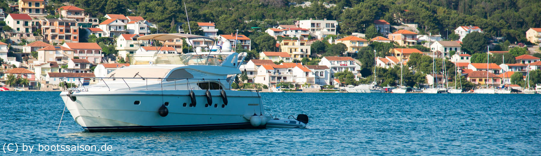 Bootsurlaub Kroatien