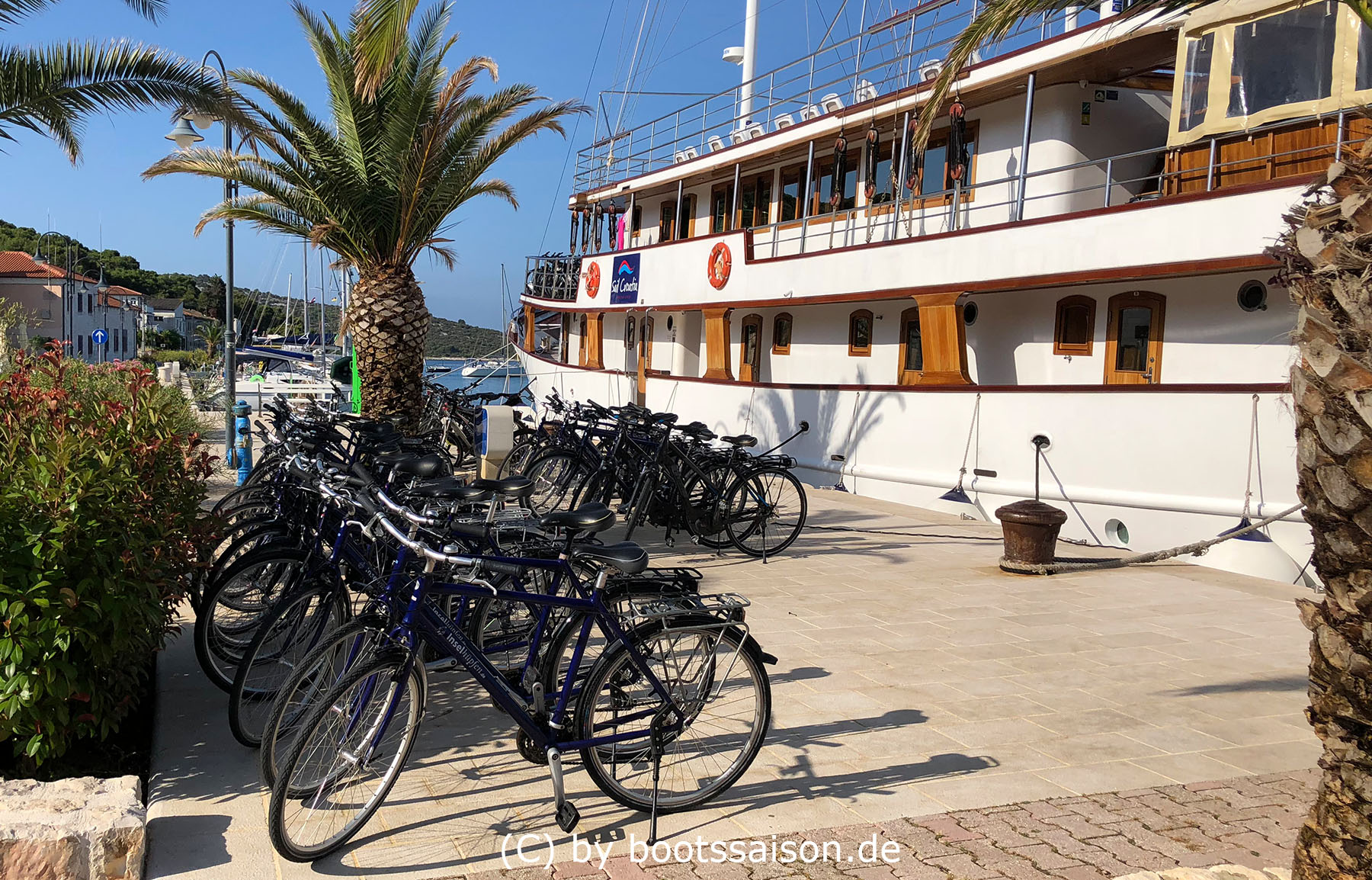 Fahrradtour Adria