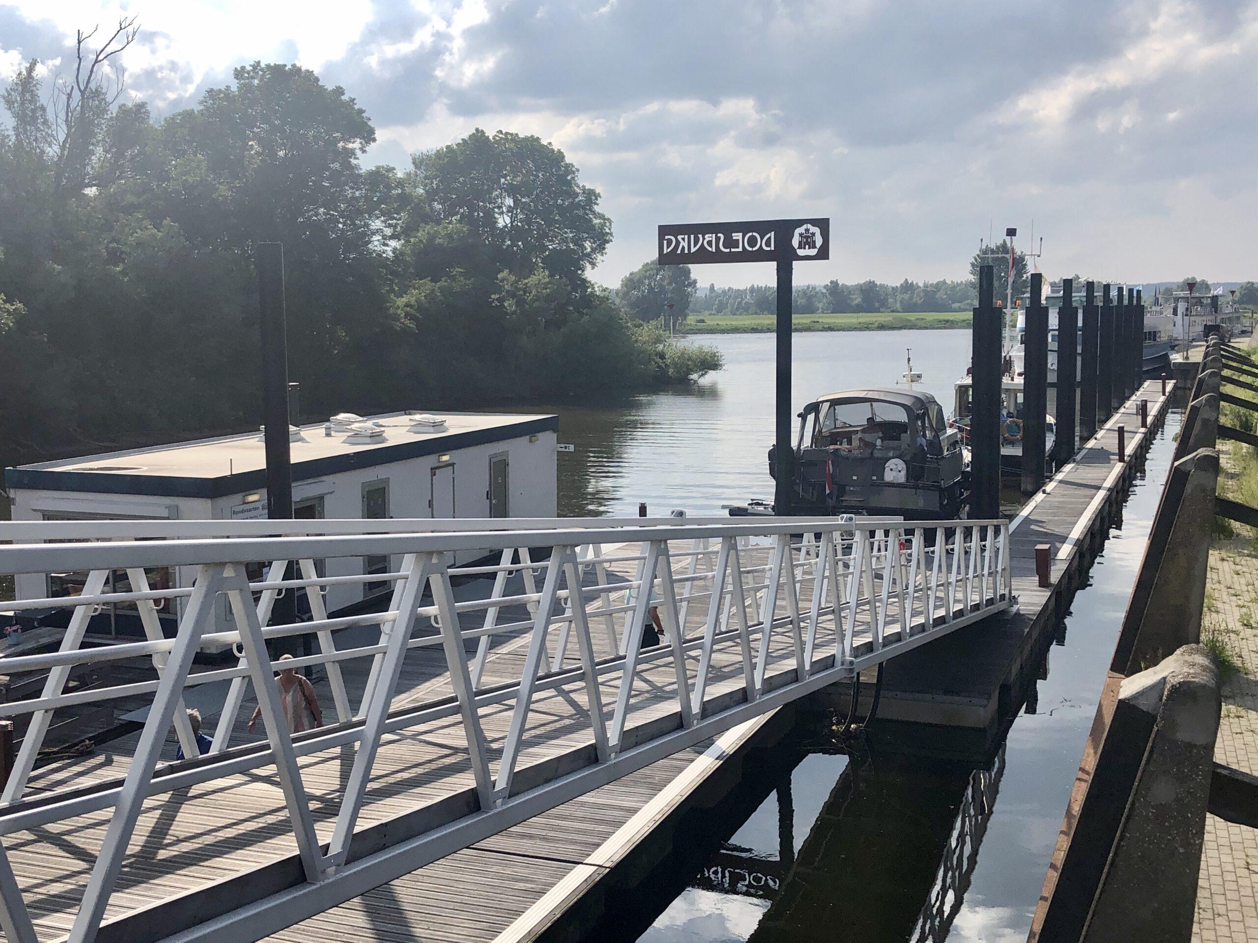 Passantenhafen in Doesburg